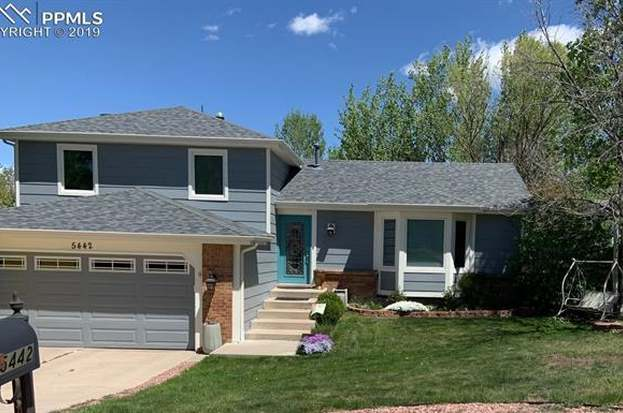 5442 E Old Farm Cir, Colorado Springs, CO 80917 - 4 beds/3 baths