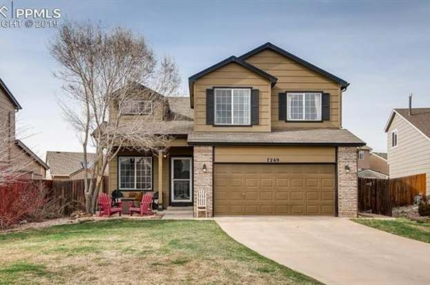 Terrific 7269 Mineral Wells Dr Colorado Springs Co 80923 4 Beds 4 Baths Download Free Architecture Designs Sospemadebymaigaardcom