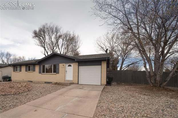 Admirable 1214 Wooten Rd Colorado Springs Co 80915 4 Beds 2 Baths Download Free Architecture Designs Sospemadebymaigaardcom