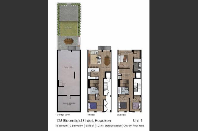 126 BLOOMFIELD St #1, Hoboken, NJ 07030 | MLS# 160008840 | Redfin