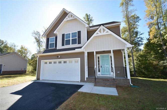 New Home Construction Glen Allen Va