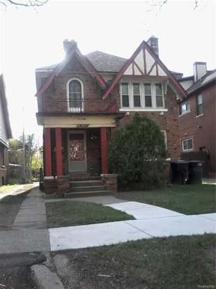 16189 Princeton St, Detroit, MI 48221