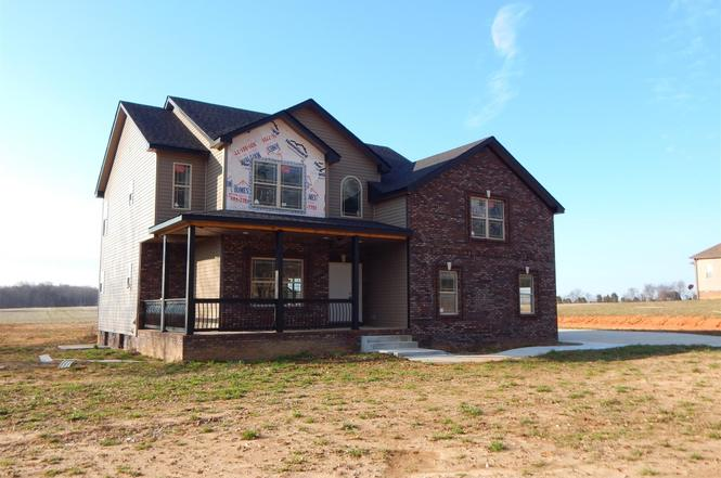 306 arkadelphia rd clarksville tn 37040 mls 1797767 for New construction homes in clarksville tn