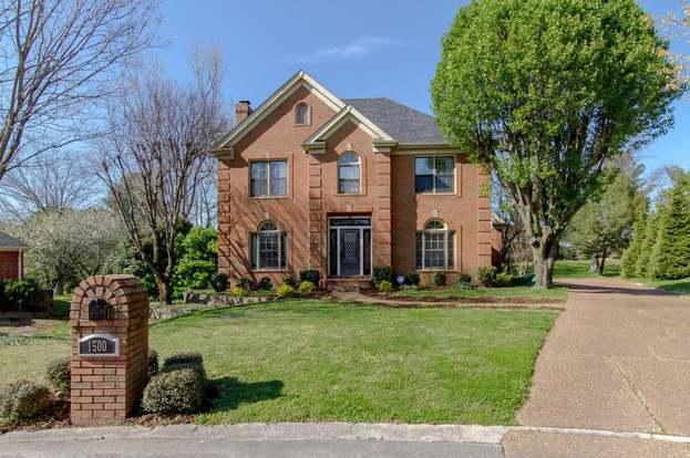 1500 Forest Garden Dr, Brentwood, TN 37027 | MLS# 1916096 | Redfin