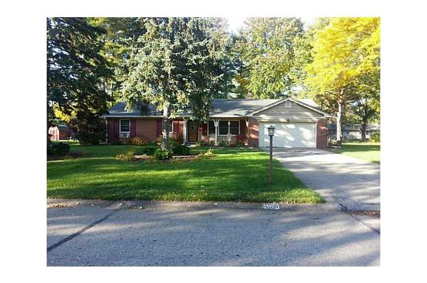 859 Reda Rd, Indianapolis, IN 46227 - 3 beds/2 baths