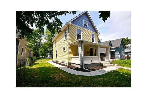1222 N Tacoma Ave, Indianapolis, IN 46201 - 3 beds/2 baths