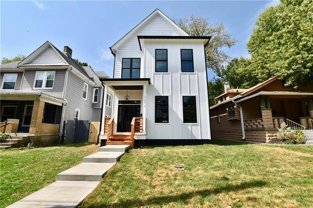 1114 Newman St Indianapolis In 46201 Mls 21670421 Redfin