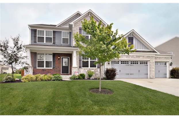 Avalon Of Fishers >> 13155 Avalon Blvd Fishers In 46037 4 Beds 2 5 Baths