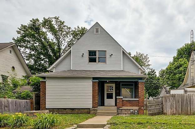 909 Tecumseh St Indianapolis In 46201 Mls 21722471 Redfin