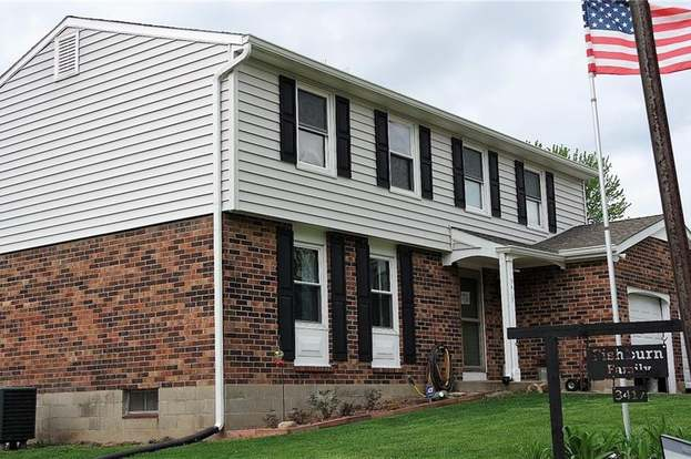 3417 Pinetop Dr, Indianapolis, IN 46227 - 4 beds/2 5 baths