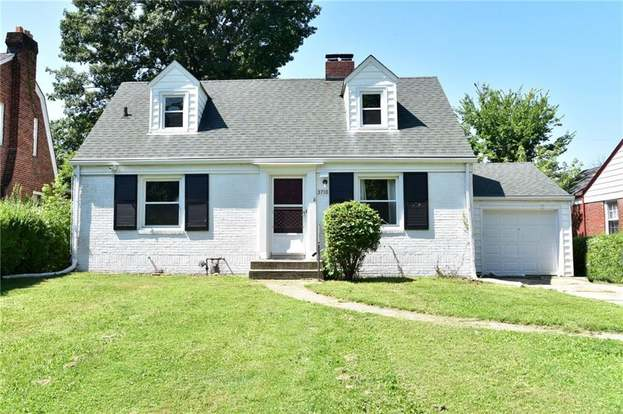 3710 N Grant Ave, Indianapolis, IN 46218 - 3 beds/1 5 baths