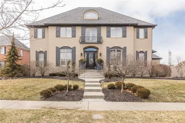 6696 E Stonegate Dr, Zionsville, IN 46077 - 5 beds/7 baths