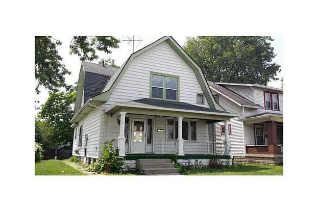 517 Eugene St, Indianapolis, IN 46208 - 4 beds/2 baths