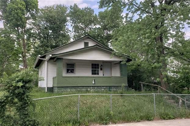 2815 Adams St, Indianapolis, IN 46218 - 2 beds/1 bath