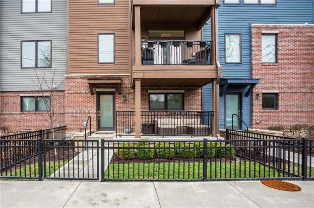 1037 N Park Ave Indianapolis In 46202 Mls 21689930 Redfin