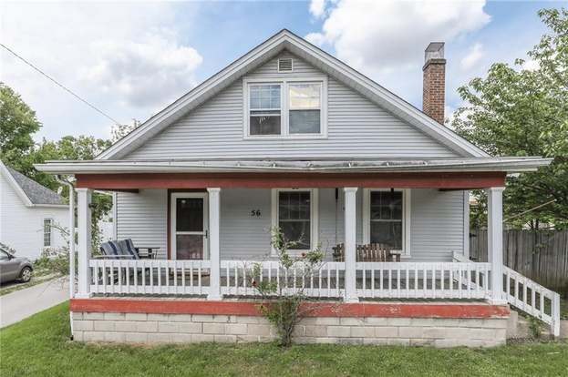 56 Central Ave, Franklin, IN 46131 - 3 beds/2 baths
