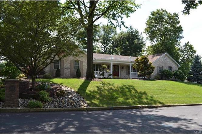 1348 Highland Ct, Lower Macungie Twp, PA 18103-6099 | MLS# 525978 ...