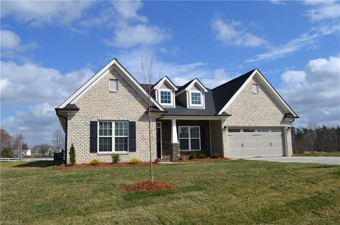 New Homes Kernersville Nc