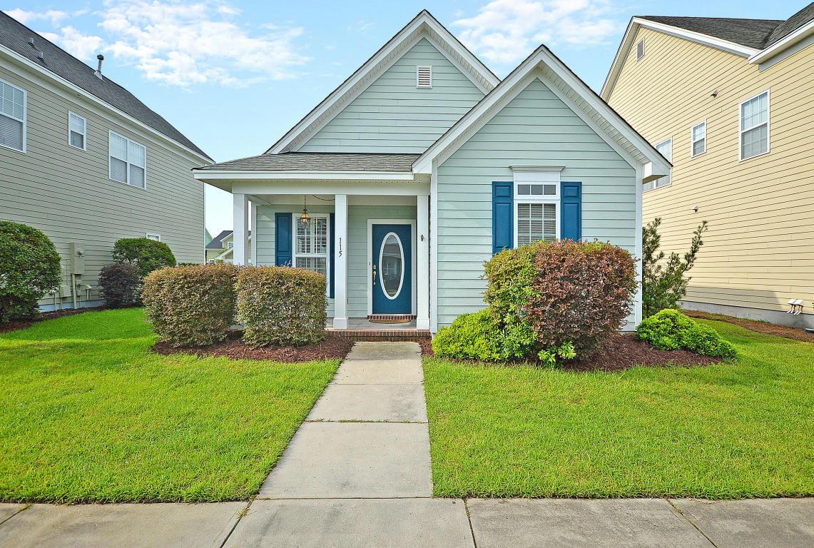115 Foxglove Ave, Summerville, SC 29483 | MLS# 18016560 | Redfin