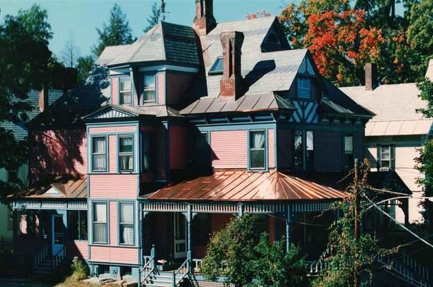 Williston Street Brattleboro Vermont Lost New England