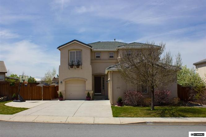 4573 Eagle Mountain Dr Sparks NV 89436