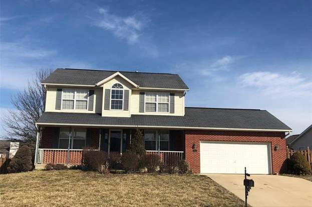 Fairview Heights Il >> 847 Clemson Ave Fairview Heights Il 62208 3 Beds 3 Baths