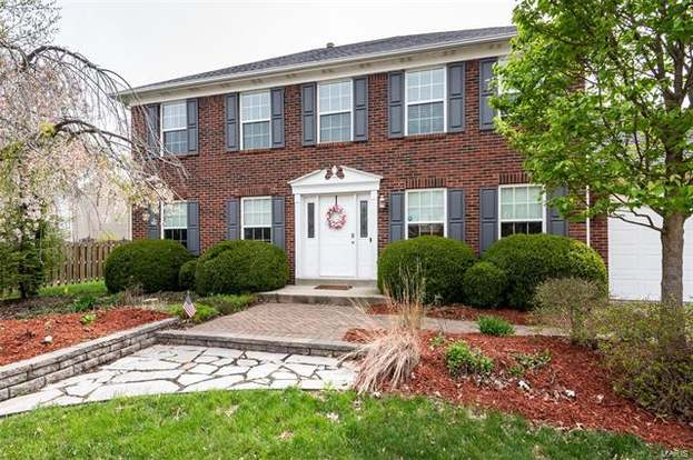 Fairview Heights Il >> 100 Newcastle Dr Fairview Heights Il 62208 4 Beds 3 Baths