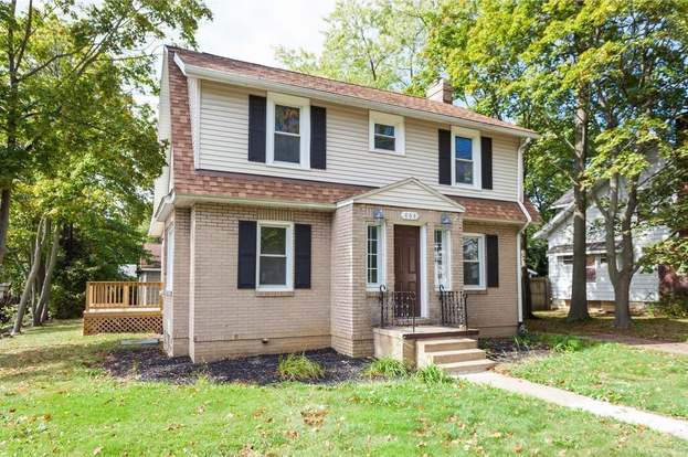 Cool 868 Roslyn Ave Akron Oh 44320 3 Beds 1 5 Baths Home Interior And Landscaping Mentranervesignezvosmurscom