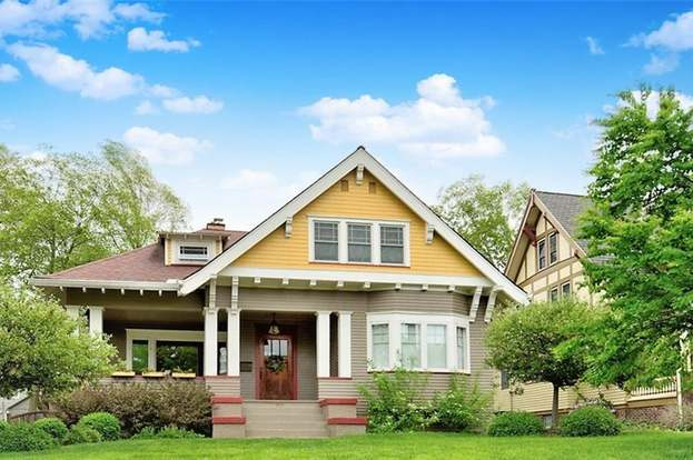 Amazing 1471 Arthur Ave Lakewood Oh 44107 4 Beds 2 5 Baths Squirreltailoven Fun Painted Chair Ideas Images Squirreltailovenorg
