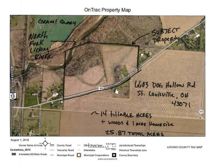 6603 Dog Hollow Rd, Saint Louisville, OH 43071 - 4 beds/2 baths