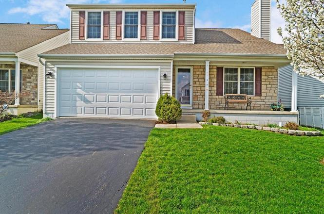 156 Olentangy Meadows Dr, Lewis Center, OH 43035 | MLS# 218013738 ...