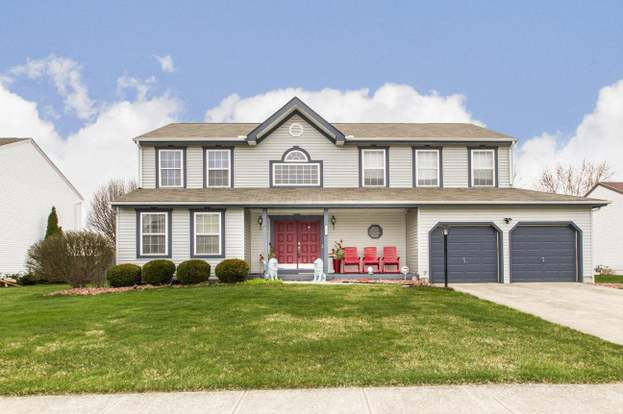 Stupendous 208 Wakefield Ave Pataskala Oh 43062 4 Beds 2 5 Baths Home Interior And Landscaping Pimpapssignezvosmurscom