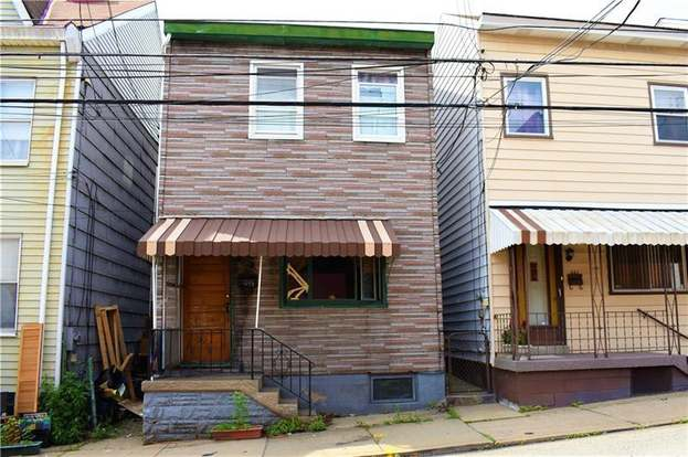 444 Cedarville St, Bloomfield, PA 15224 - 3 beds/1 bath