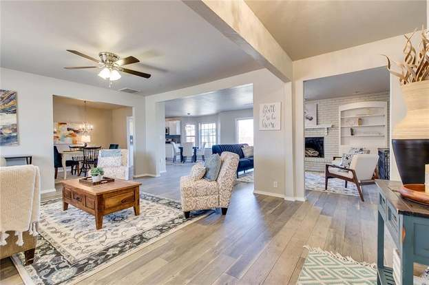 8800 Lakeaire Dr, Oklahoma City, OK 73132 - 5 beds/2 5 baths