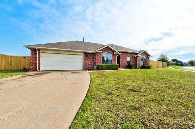 Groovy 3101 Sw 102Nd St Oklahoma City Ok 73159 4 Beds 2 Baths Home Interior And Landscaping Ferensignezvosmurscom