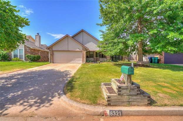 8321 NW 113th St, Oklahoma City, OK 73162 | MLS# 828884 | Redfin