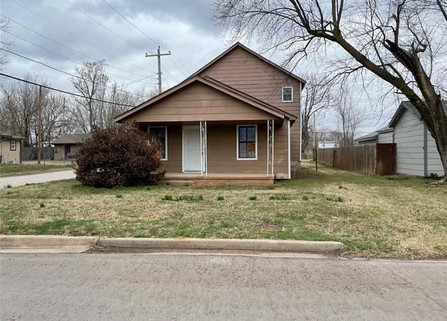 Photo of 3947 W 8th St, Tulsa, OK 74127