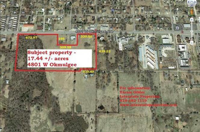 4801 W Okmulgee St Muskogee OK 74401 MLS 1746310 Redfin