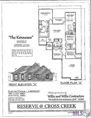 31357 Sweetwater Ridge Dr, Walker, LA 70785