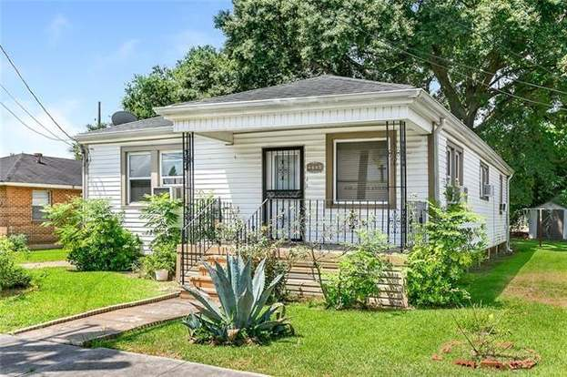 3906 Iroquois St New Orleans La 70126 3 Beds 1 5 Baths
