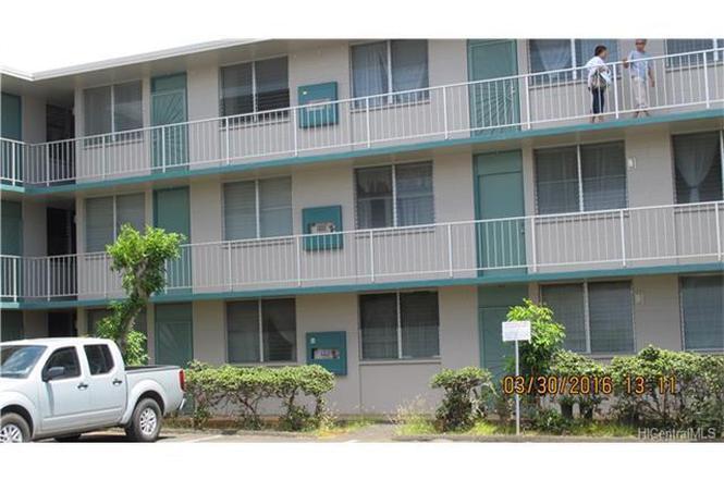 1514 Dillingham Blvd #118, Honolulu, HI 96817 - 2 beds/1 bath