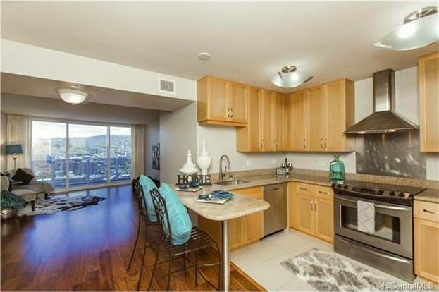 1296 Kapiolani Blvd Unit E 3509, Honolulu, HI 96814