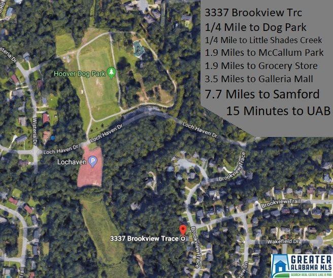 3337 Brookview Trc, Hoover, AL 35216 - 3 beds/2 5 baths