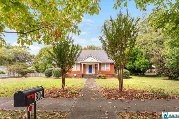 Anniston Al Vintage Homes Estates Historic Real Estate For Sale Redfin