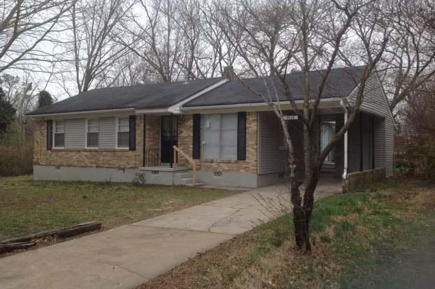 Wondrous 3449 Hallbrook St Memphis Tn 38127 3 Beds 1 Bath Home Interior And Landscaping Ponolsignezvosmurscom
