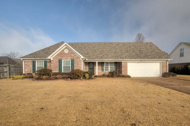 Swell 7382 Wendy St Bartlett Tn 38133 3 Beds 2 Baths Home Interior And Landscaping Ponolsignezvosmurscom