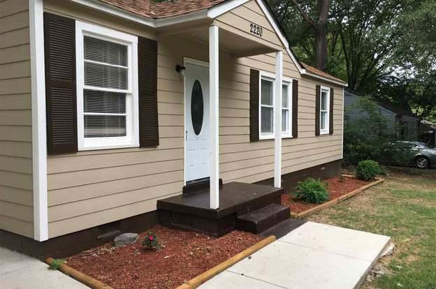 Swell 2220 Hillside Ave Memphis Tn 38127 3 Beds 1 Bath Home Interior And Landscaping Ponolsignezvosmurscom