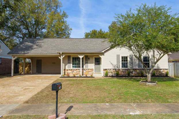 Swell 7206 Devine St Bartlett Tn 38133 3 Beds 2 Baths Home Interior And Landscaping Ponolsignezvosmurscom