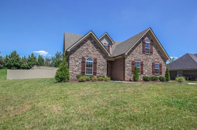 48 Edenbridge Dr Alcoa TN 48 MLS 48 Redfin Custom Alcoa Home Exteriors Concept