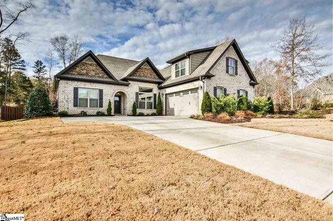 105 Tully Dr #66, Anderson, SC 29621 - 4 beds/3 5 baths